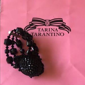 Tarina Tarantino Black Dahlia Bracelet